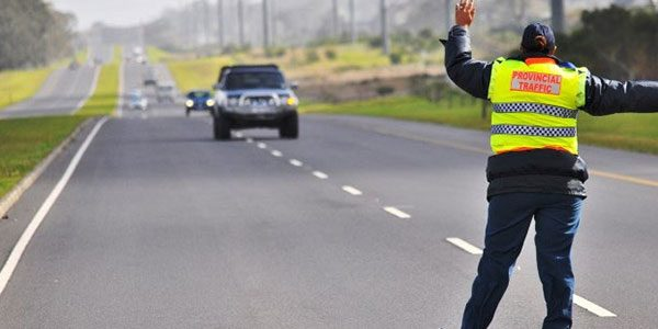 What to do when you are stopped at a roadblock in South Africa
