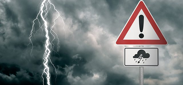 Warn your clients, a storm is brewing