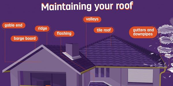 #InsuranceTips – Tip 2: Taking care of the roof over your head