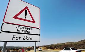 How hijackers are targeting South African drivers.